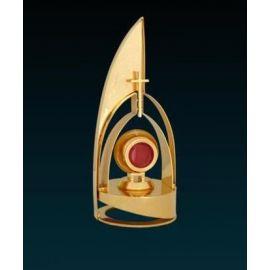 Relikwiarz złocony - 27 cm (5)