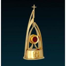 Relikwiarz Jana Pawła II - 39 cm (złocony)