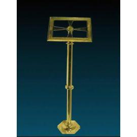 Pulpit mosiężny - 127 cm (4)
