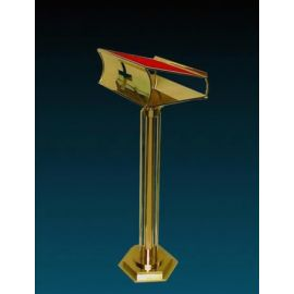 Pulpit mosiężny - 120 cm (6)