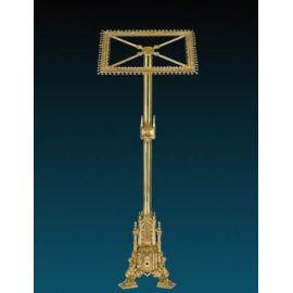Pulpit mosiężny - 130 cm (7)