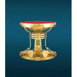 Tron do monstrancji, złocony - 22,5 cm