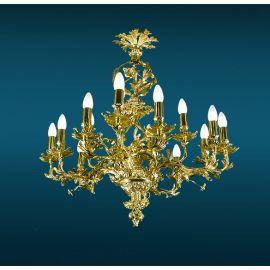 Żyrandol styl barokowy (2)