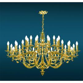 Żyrandol styl barokowy (3)