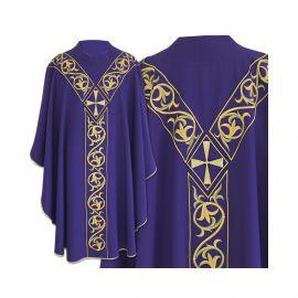 Ornat Semi-Gotycki - kolory liturgiczne (48)