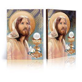 Pamiątka Pierwszej Komunii Świętej - Ikona Jezus Chrystus (1)
