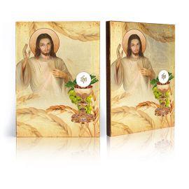 Pamiątka Sakramentu Pierwszej Komunii Świętej - Ikona Jezus Chrystus (5)