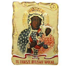 Magnes Matka Boża Częstochowska - Tu zawsze byliśmy wolni