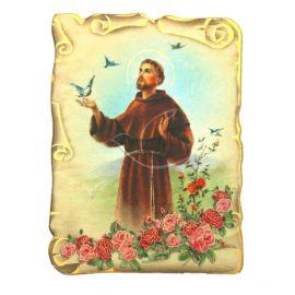 Magnes Św. Franciszek