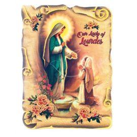 Magnes Matka Boża z Lourdes