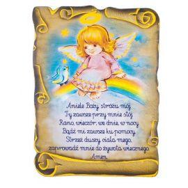 Magnes  Aniołek - Aniele Boży Stróżu Mój (1)