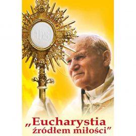 Plakat – Eucharystia źródłem miłości