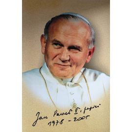 Obrazek 20x25 - Św. Jan Paweł II