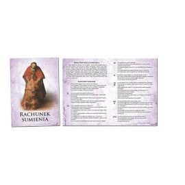 Folder składany Rachunek Sumienia