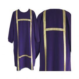 Dalmatyka Gotycka  - kolory liturgiczne (4)