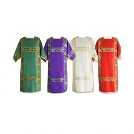 Komplet dalmatyk rzymskich - 4 kolory