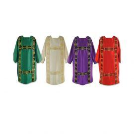 Komplet dalmatyk rzymskich - 4 kolory (2)