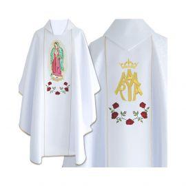 Ornat haftowany Matka Boska z Guadalupe (35)