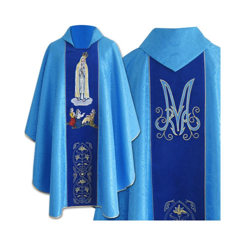 Ornat haftowany Matka Boża Fatimska (3)