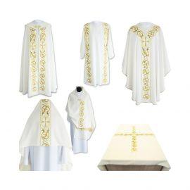 Komplet szat liturgicznych (2)