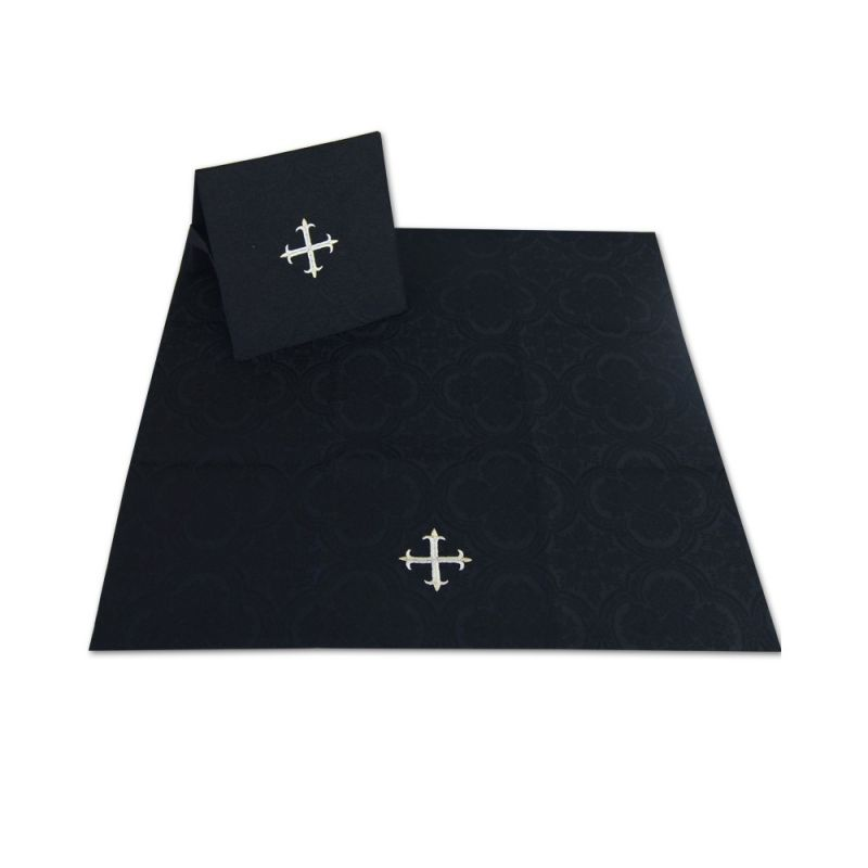 Bursa + welon na kielich, kolor czarny