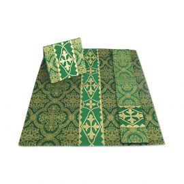 Bursa, Manipularz, Welon na kielich, kolor zielony (8)