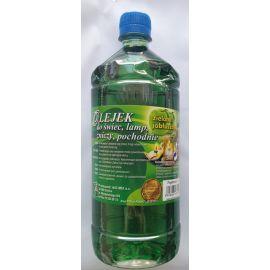 Włoski olej parafinowy do świec liturgicznych 1L - zielone jabłuszko