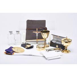 Komplet podróżny dla kapłana - walizka celebransa (20)