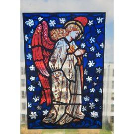 Witraż magnetyczny - Anioł Stróż