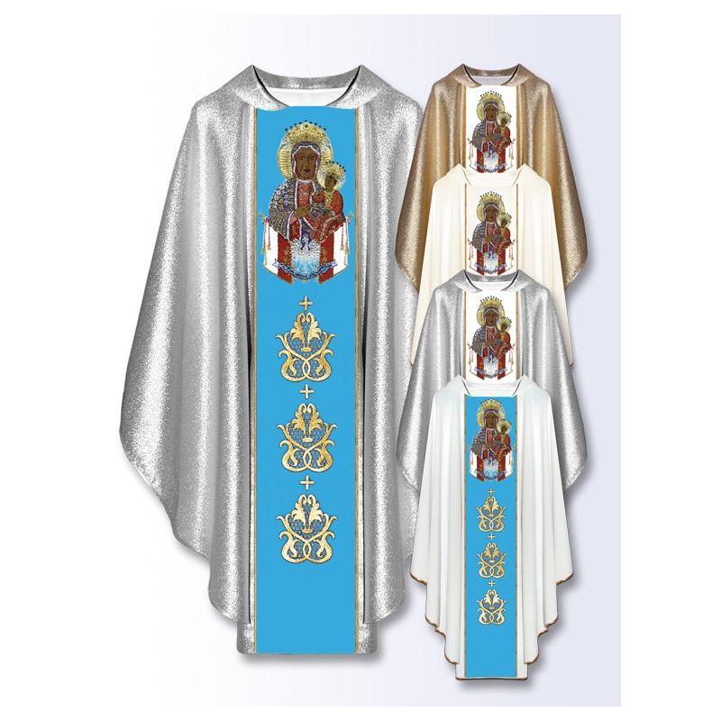 Ornat maryjny Matka Boża Częstochowska (502)
