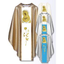 Ornat maryjny Matka Boża Ostrobramska (514)