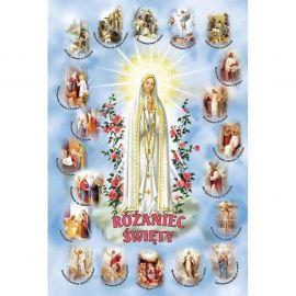Plakat - Różaniec Święty (5)