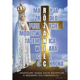 Plakat - Różaniec Święty (6)