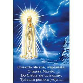 Plakat – Maryja