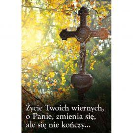 Plakat na Wszystkich Świętych (4)