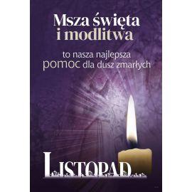 Plakat - Listopad