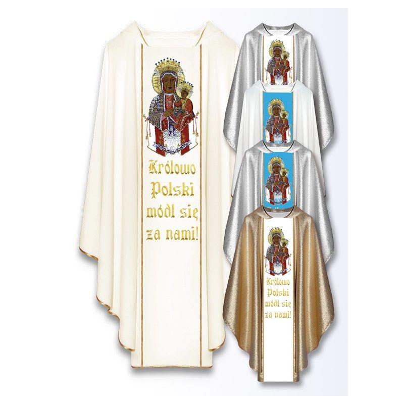 Ornat maryjny Matka Boża Częstochowska (422)