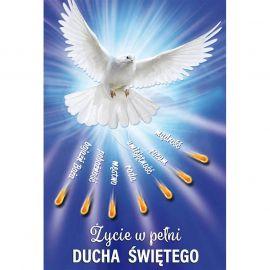 Plakat - Życie w pełni ducha świętego