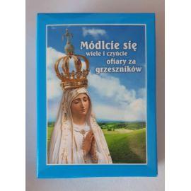 Puzzle religijne dla dzieci 40 elementów MB Fatimska (13)