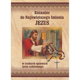 Różaniec do Najświętszego Imienia Jezus