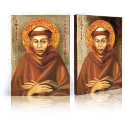 Ikona Święty Franciszek (3)