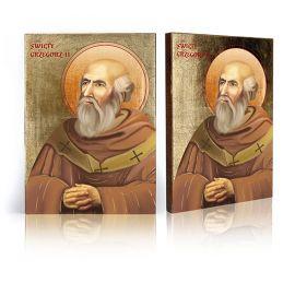 Ikona Święty Grzegorz II