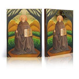 Ikona Święty Jan Gwalbert