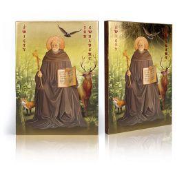 Ikona Święty Jan Gwalbert (2)