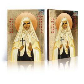 Ikona Święta Miriam - Mała Arabka