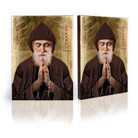 Ikona Święty Charbel Makhlou (3)