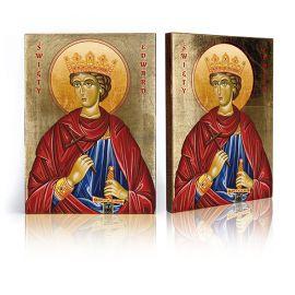 Ikona Święty Edward