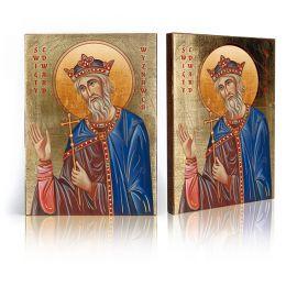 Ikona Święty Edward Wyznawca