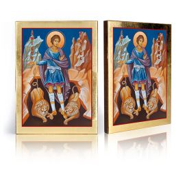 Ikona Święty Daniel