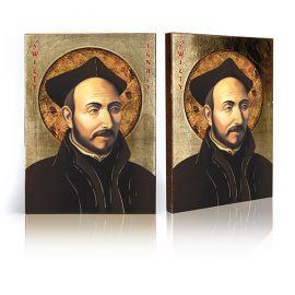 Ikona Święty Ignacy Loyola (2)